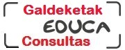 Galdeketak EDUCA Consultas (adultos)